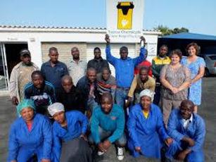 The Taurus Cape Kelp Empowerment Trust
