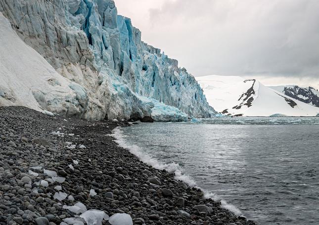 Glacier, Fort Point