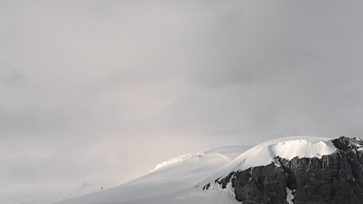 Antarctica Lines and Textures
