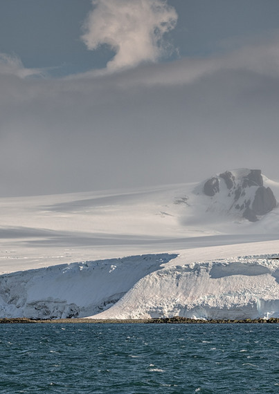 Glacier, South Shetland Islands