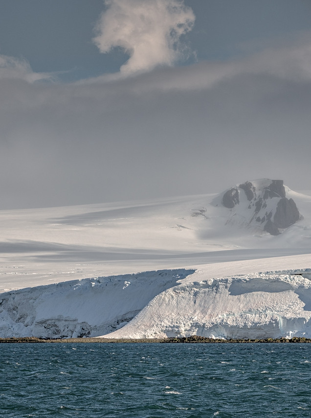 Glacier, South Shetland Islands