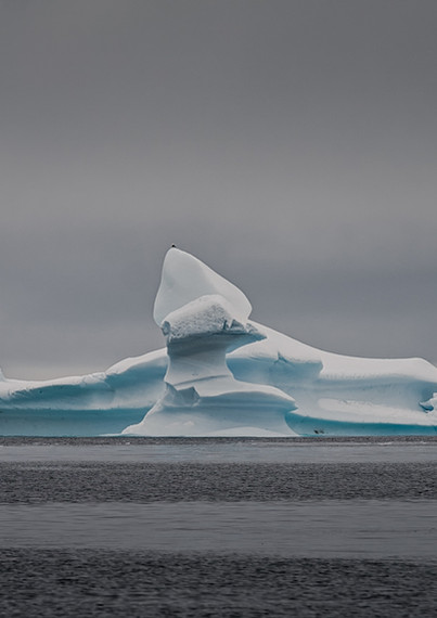Iceberg, Graham Passage