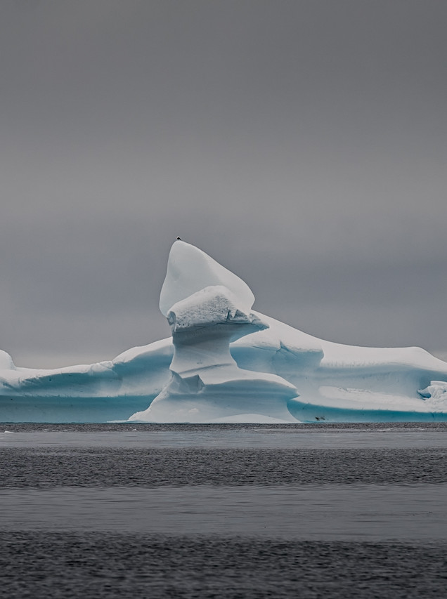 Iceberg, Graham Passage