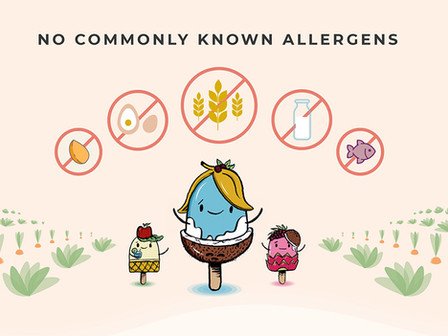 imPRESSice - Free of commonly known allergens