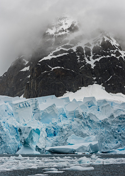 Paradise Bay Glacier