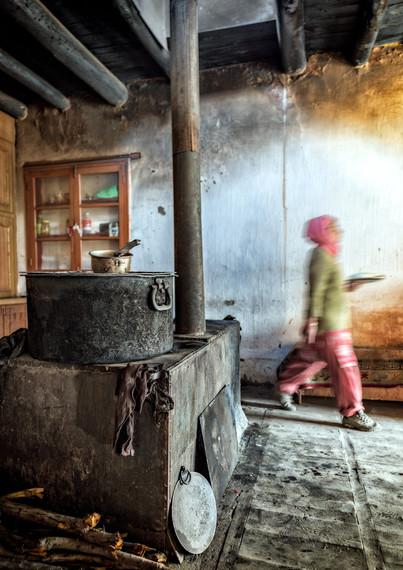 Monastery kitchen, Sumoor