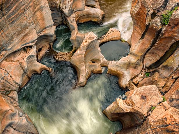 Bourkes Luck potholes, Mpumalanga