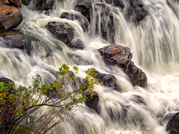 Bourkes Luck Falls, Mpumalanga