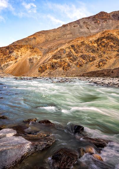 River near Chumatang