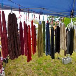 Hand Dyed Yarns