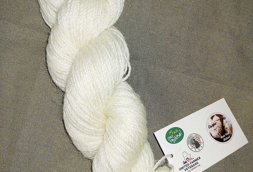 Yarn - White