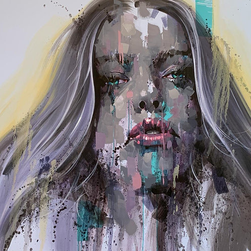 JIMMY LAW  - Thirst - Limited Edition Fine Art Print on Archival Paper