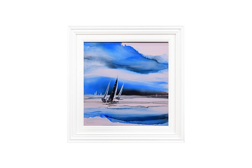 Louise Schofield - Sailing Symphony 5 Original