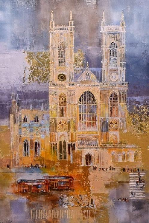 "Veronika Benoni - ""Notre Dame"" - Original"