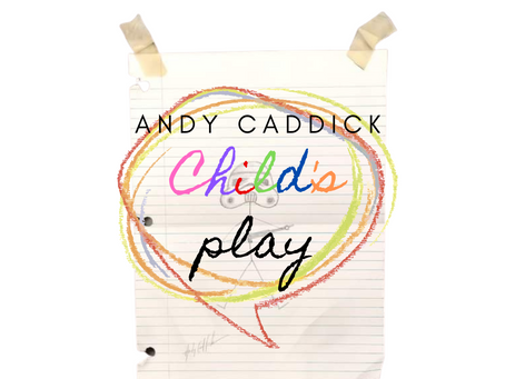 Andy Caddick ...its just Child's Play!