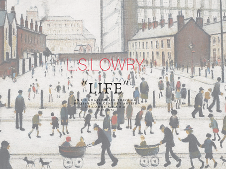 Celebrating Fifty years with L.S.Lowry.