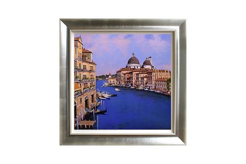 Antonio Iannicelli Della Salute 17 Canal Grande Original