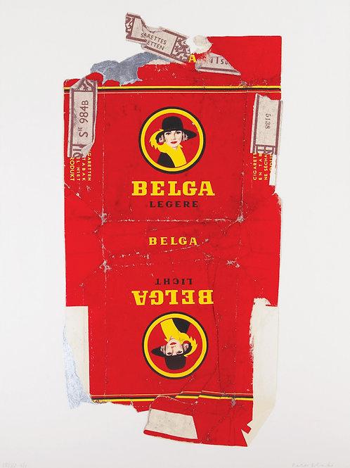 PETER BLAKE - Belga - Limited Edition Fine Art