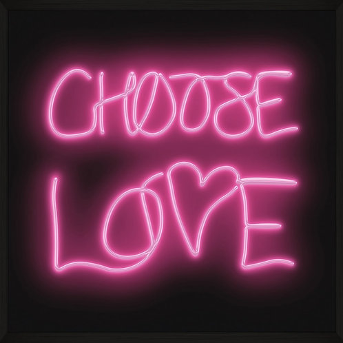 Lauren Baker-Choose Love signed edition 2020