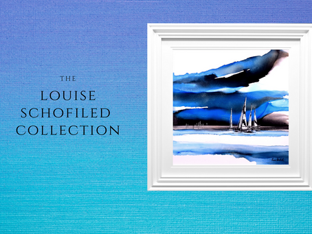 Nautical life at its best.Louise Schofield.