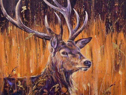 "Lyndsey Selley -""Wild Gaze"" Original"