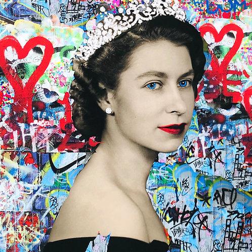 CHLOE ROX - Elizabeth - Limited Edition Fine Art