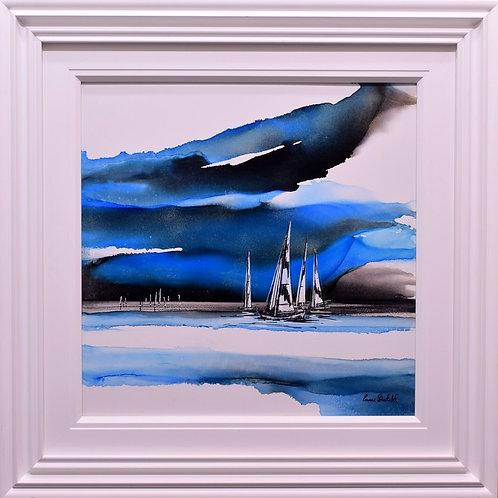 Louise Schofield- Sailing Symphony 1 Original