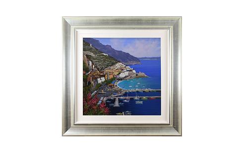Antonio Iannicelli San Cosma 3 Amalfi Original