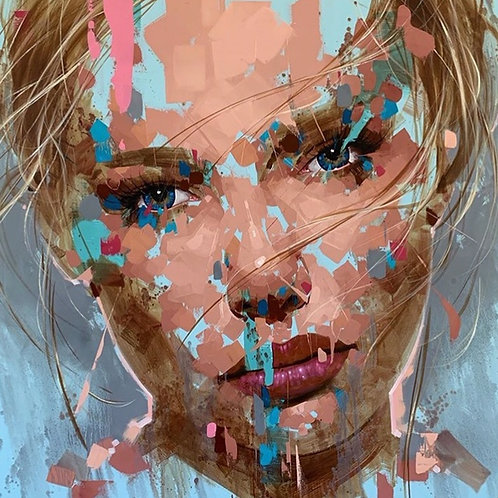 JIMMY LAW - TBC - Limited Edition Fine Art print on paper.