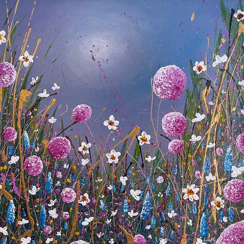 "Siobhan McEvoy-""Spring Sensation 3""  Original"