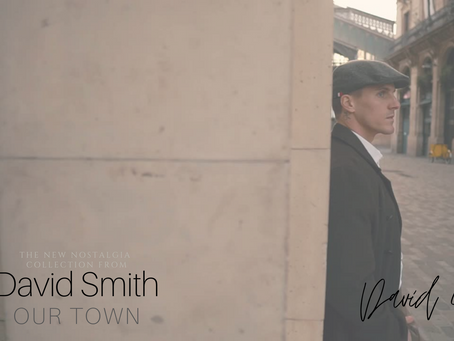 David Smith captures nostalgia after L.S.Lowry.