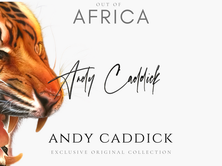 Out of Africa collection by Andy Caddick.