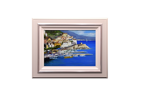 Antonio Iannicelli San Cosma 15 Amalfi Original