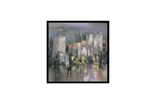 Wilfred Lang Manhattan Glow