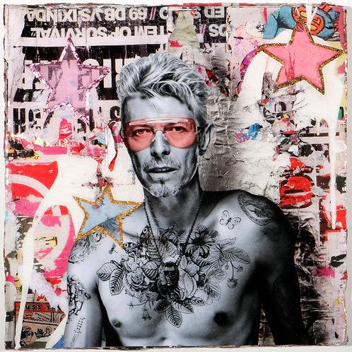 Bram Reijnders What If Bowie mini Original