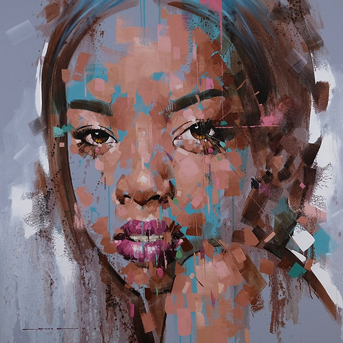 JIMMY LAW - Pour Me Out - Limited Edition Fine Art Print on Archival Paper