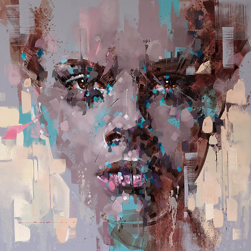 JIMMY LAW - It Hurts When I Breathe - Limited Edition Fine Art Print
