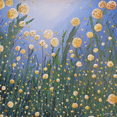 "Siobhan McEvoy-""Spring Sensation 2""  Original"