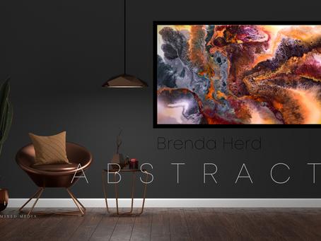 Brenda Herd new signing to Art Lounge.