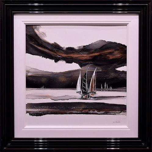 Louise Schofield - Sailing Symphony 3 Original