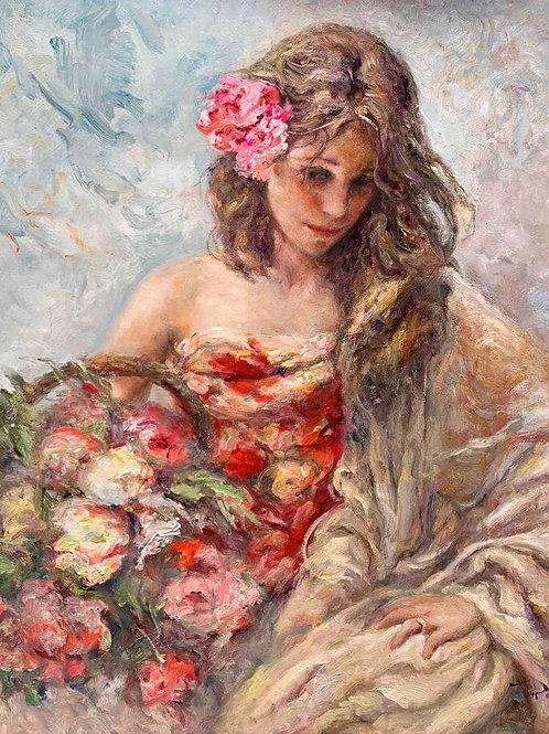 Royo Dulzura Original painting