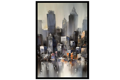 Wilfred Lang Sound of the city 3 -Original