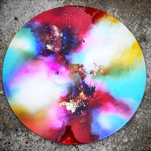 Craig Foord- Rainbow spin Original