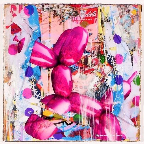 Bram Reijnders Ballon dog II -Original