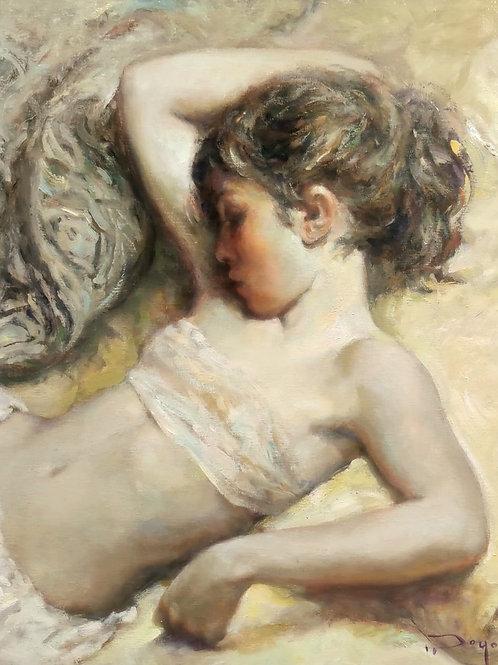 Royo Sueno Original painting.