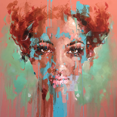 JIMMY LAW - I Dream Of Africa - Limited Edition Fine Art Print on Archival Paper