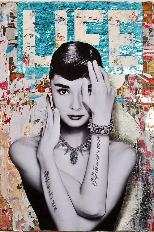 Bram Reijnders What If Audrey - Original