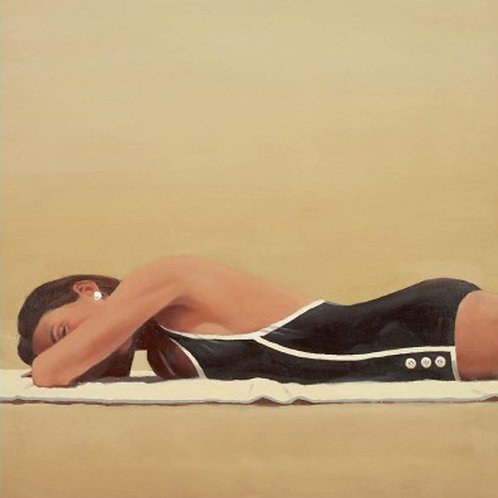 Jack Vettriano-Scorched  Signed Limited Edition.