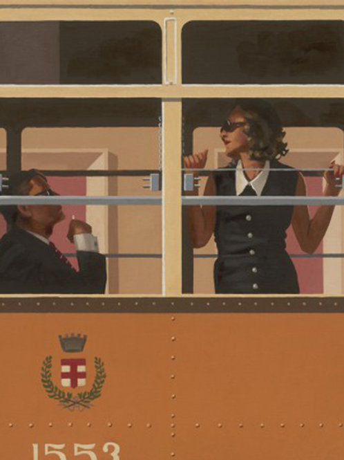 Jack Vettriano-look of love  Signed Limited Edition.