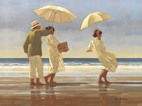 Jack Vettriano-Picnic party  Signed Limited Edition.